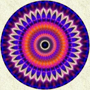 Mandala Licht